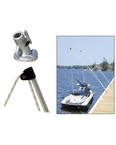 Dock Edge Economy 12' Mooring Whip 3120-F
