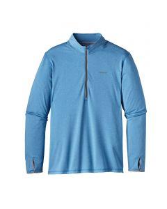 Patagonia Men's Tropic Comfort 1/4 Zip Performance Shirt