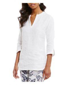Tommy Bahama Women's Jacquard Onassis 3/4 Sleeve Tunic