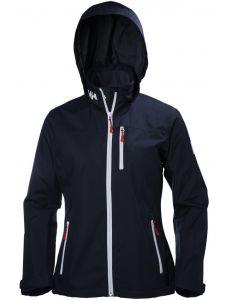 Helly Hansen Women's Crew Hooded Midlayer Jacket