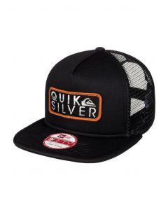 Quiksilver Men's Slide Rider Trucker Hat