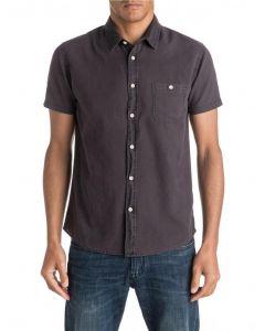 Quiksilver Men's Time Box Short Sleeve Shirt