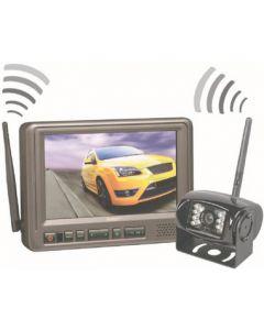 "Observation Sys-Dig Wireles 7 - 7"" Digital Wireless Back Up System"