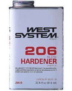 West System Slow Hardener