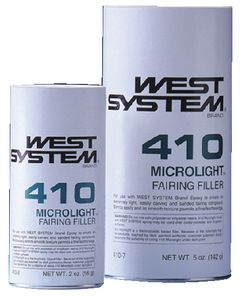 West System 4 Lbs 410 Microlight