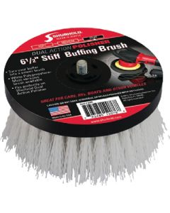 Shurhold Dual Action Polisher Scrub Brush 3205