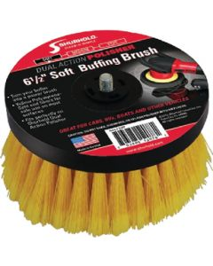 Shurhold Dual Action Polisher Scrub Brush 3207
