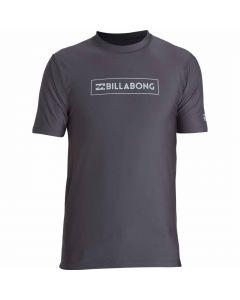 Billabong Men's All Day Unity Short Sleeve Wetshirt Rashguard
