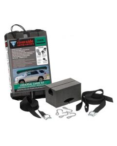 """Seattle Sports RS - 7"""" Universal  Grey Canoe Carrier Kit"""