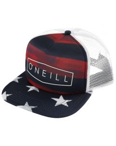 O'Neill Men's Freedom Trucker Hat