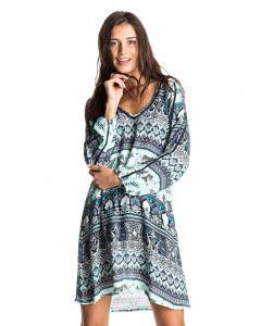 Roxy Women's Havana Long Sleeve Dress