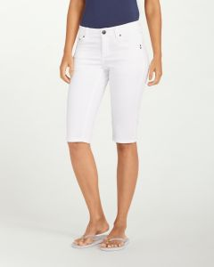 Tommy Bahama Women's Afton Denim Capri Clam Diggers