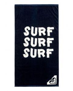 Roxy Pretty Simple Logo Beach Towel