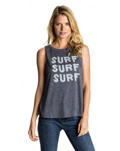 Roxy Women's Muscle Aztec Surf Surf Tank Top
