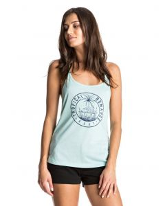 Roxy Women's Playa Bibi Tropical Romance Tank