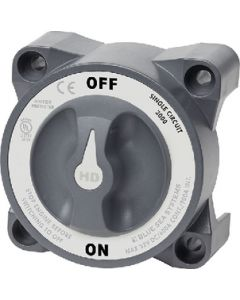Blue Sea Systems HD Battery Switch, On-Off