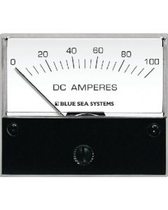Blue Sea Systems AMMETER & SHUNT COMB. 0-100AMP