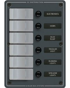 Blue Sea Systems Switch Panel