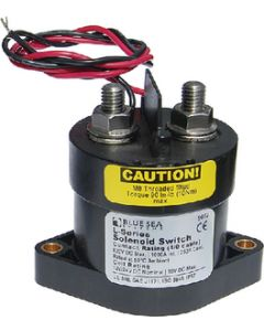 Blue Sea Systems L-Series Solenoid Switch
