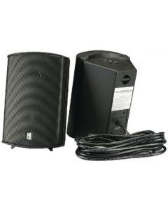 PolyPlanar Poly-Planar MS7500 Compact Box Speaker (Black)