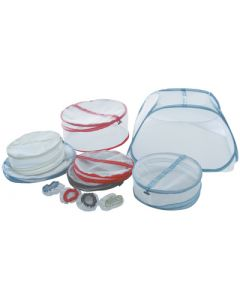Ming's Mark Collapsible Food Covers 7Pcs. - Collapsible Mesh Food Cover Set