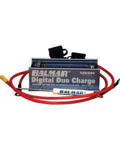 Balmer Digital Duo Charg 12/24V - Balmar