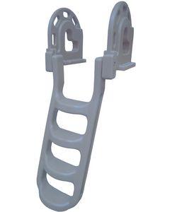 Dock Edge 4-Step Dock Ladder, Stand Off
