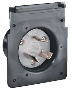 Marinco Replacement Interior For Power Inlet 301