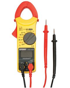 Marinco DSA540A 6 Function Digital Snap-Around Multimeter (Requires (2) AAA Batteries Not Included)