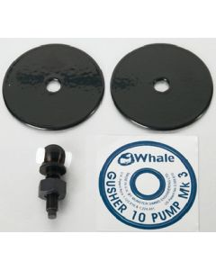 Whale Water Systems Eybolt/Clamping Plate Kit Gu10