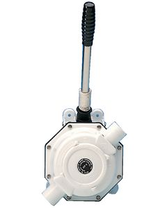 Whale Water Systems MANUAL WASTE PUMP SURFACE MNT
