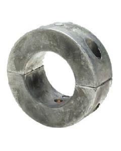 Camp Donut Collar Zinc 2 SS x 4 OD x 1-1/2 W