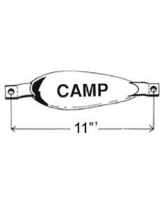 Camp Weldon Zinc 9 L X 3 X 1-1/4