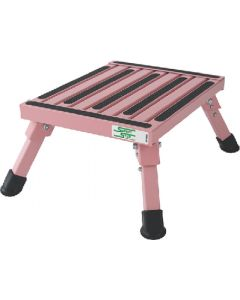 Safety Step Small Folding Safety Step Pink