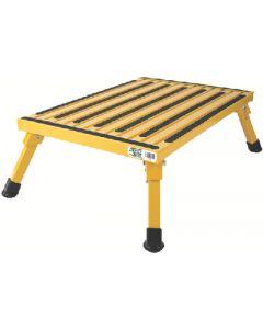 Safety Step LLC Xl Folding Safety Step-Yellow - Xl Folding Safety Step