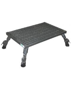 Safety Step LLC Extra Large Folding Adjustable - Folding Adjustable Step