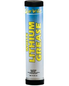 Starbrite Grease-White Lithium 14oz Cart - Star Brite