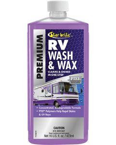 Starbrite Rv Wash & Wax 16 Oz. - Rv Wash & Wax