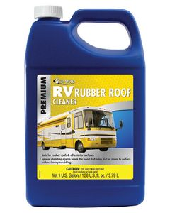 Rv Rubber Roof Cleaner Gal - Premium Rv Rubber Roof Cleaner