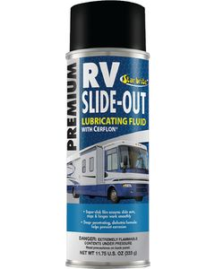 Slide Out Lube Prem Rv 12Oz - Premium Rv Slide-Out Lubricating Fluid