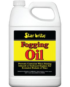 Starbrite Fogging Oil -Gallon - Star Brite