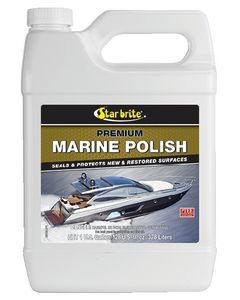 Starbrite Premium Marine Polish, Gal.
