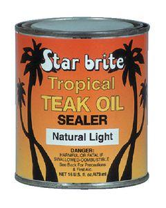 Star Brite Tropical Teak Sealer