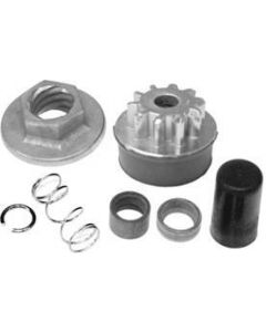 Arco MES, Johnson, Evinrude, OMC Sterndrive Cobra Starter Drive Assembly 2-piece Drive Kit DVK72