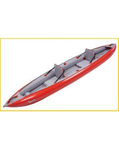 Innova Sunny Inflatable Kayak, Class I, Red/Gray