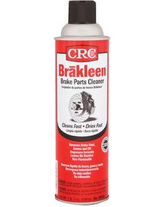 CRC Brakleen Brake Parts Cleaner, 20oz