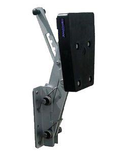 Aluminum Outboard Motor Bracket up to 20HP- Panther