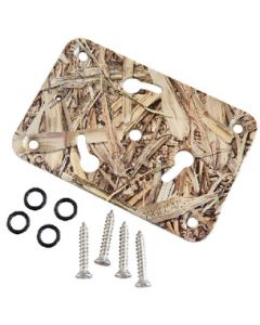 Panther King Pin Anchors Spare Bow Mount Base Kit Only, Camo Shallow Water Anchor