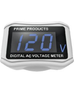 Prime Products Digital AC Voltage Meter