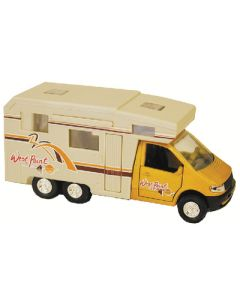 Prime Products Rv Action Toy Camper Van - Rv Action Toys